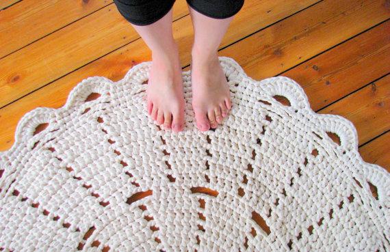 Crochet rugs (4/4)