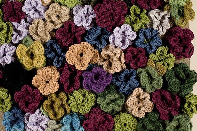 Crochet rugs (2/4)