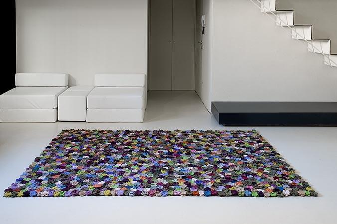 Crochet rugs (1/4)