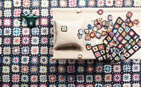 Crochet rugs (3/4)