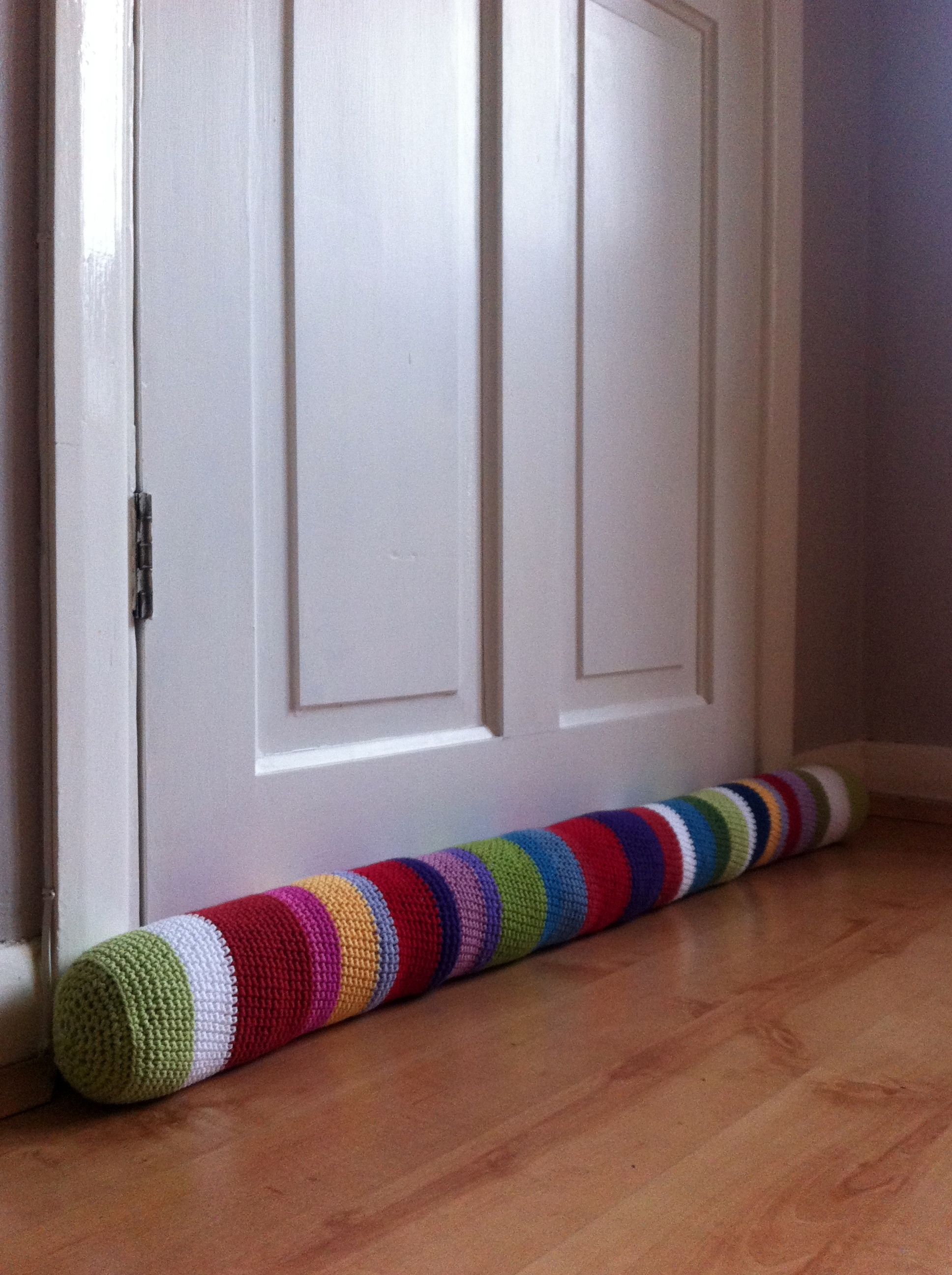 Door draft stopper - Even