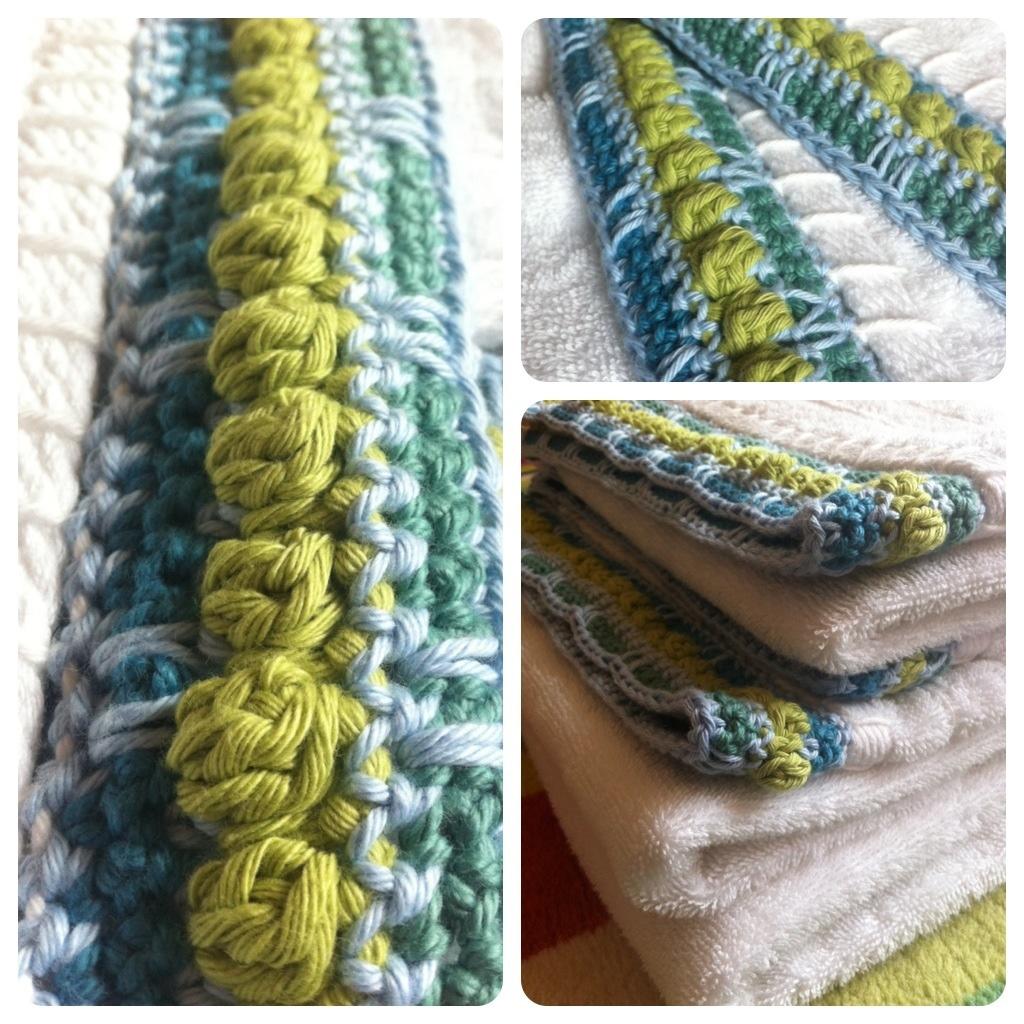 Crochet Borders : crochet border crochetime