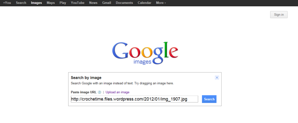 How to do Google reverse image search (4/5)