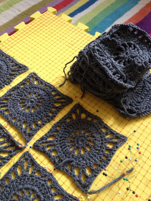 Crochet Blocking : crochet edge crochetime