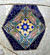 Parc Guell mosaic1