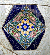 Parc Guell mosaic1