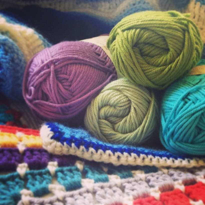 Rowan cotton yarn