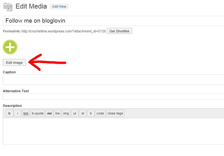 How to add social media icons to your Wordpress blog (2/4)