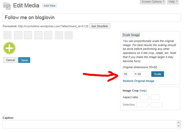 How to add social media icons to your Wordpress blog (4/4)