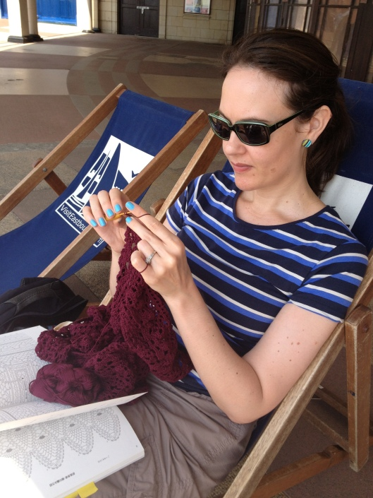 crocheting in eastbourne