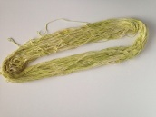 Tie dye hand dyed cotton yarn