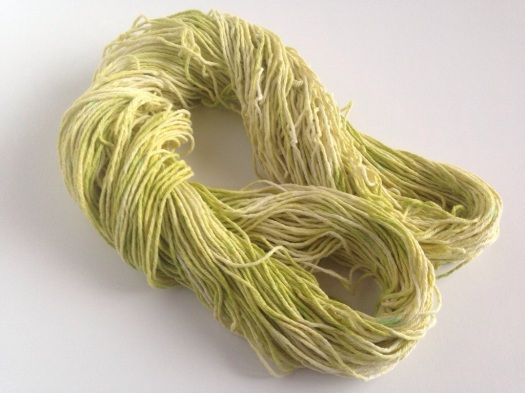 Variegated green