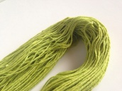 The lighter lime chartreuse