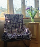 Blanket made by Mary