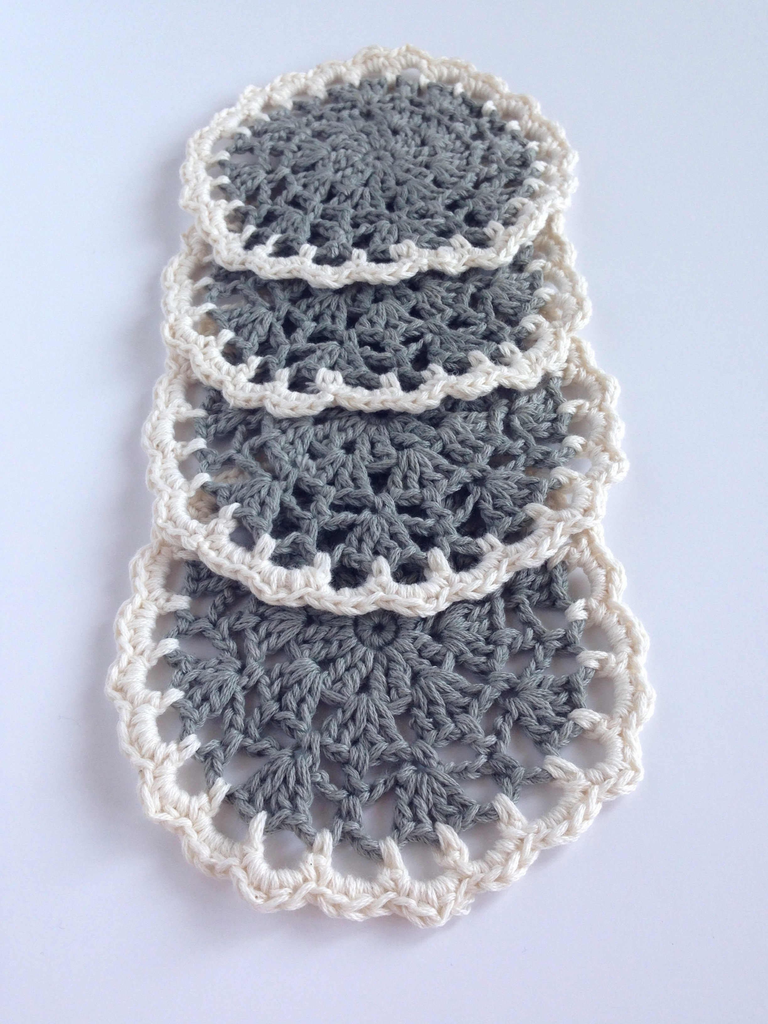 Crochet Coasters : crochet coasters crochetime