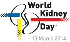 world kidney day 2014