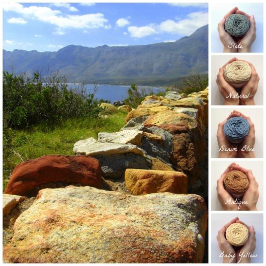 Vinnis colour palette chapmans peak