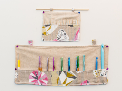 crochet hook storage