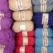 Lanas Stop yarn