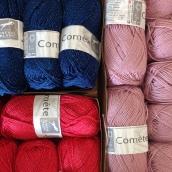 Comete yarn