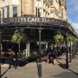 Betty's Tea Room Harrogate
