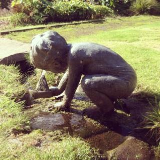 St. Ronan's Well gardens