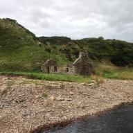 Abandoned house at Latheronwheel