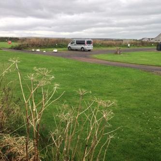John O'Groats Caravan Site