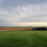 Farmland around the Castle of Mey