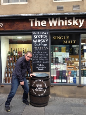 You should spit, not swallow, when tasting Whisky