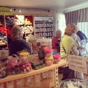 Yarn shopping in Cognac