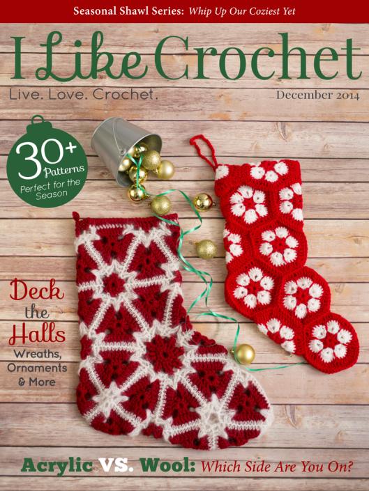 I Like Crochet December 2014