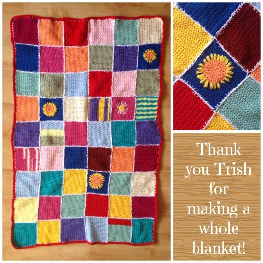 Trish blanket