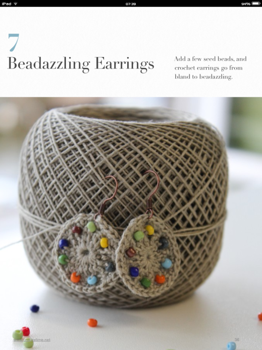 Beadazzling Earrings