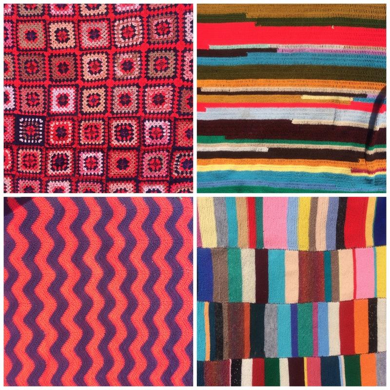 67 blankets for Nelson Mandela